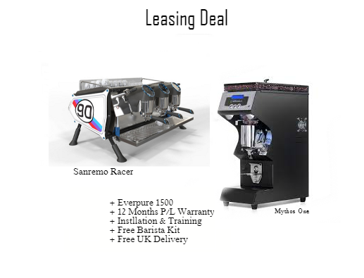 Sanremo Cafe Racer 2 Group + Mythos One - Leasing Deal