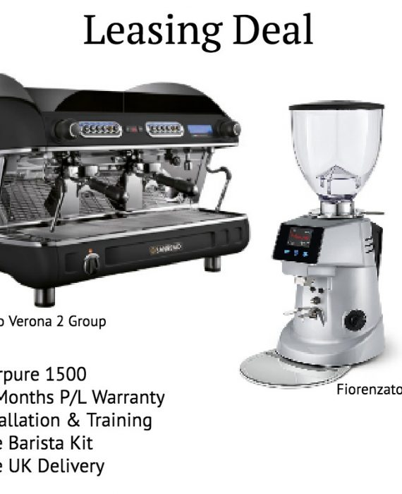 Sanremo Verona RS 2 Group + Fiorenzato F64 EVO - Leasing Deal
