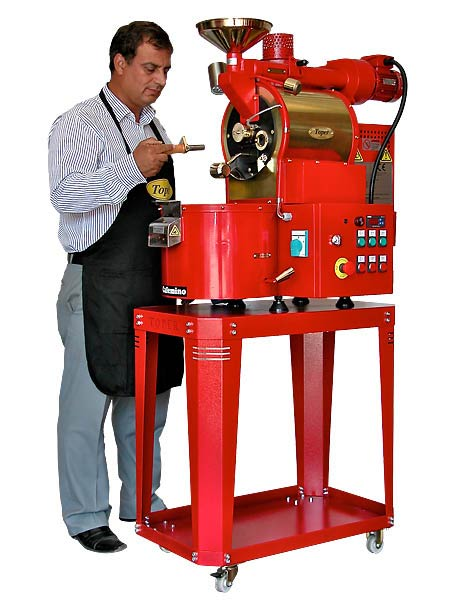 Toper Cafemino 1kg Gas Coffee Roaster