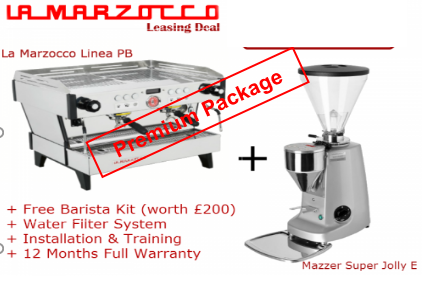 La Marzocco Linea Pb Leasing Deal Coffee Omega Uk Ltd