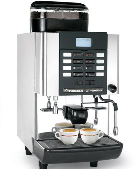 X1 granditalia superautomatic coffee machines   faema.