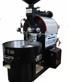 Coffee Roasting Machine | Coffee Omega UK Ltd